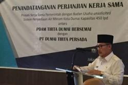 Ditahan KPK, Wali Kota Dumai Diduga Beri Suap Rp 550 Juta dan Terima Gratifikasi