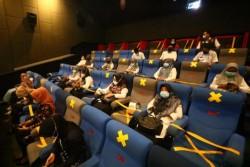 Dorong Pemulihan Ekonomi, Bioskop di Pekanbaru Kembali Beroperasi