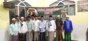 DPC PPP Kampar Safari Ramadhan di Desa Rantau Kasih, Berikan Santunan Anak Yatim