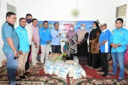 DPD KNPI Kampar Kembali Taja Jumat Berkah , Sasar Panti Asuhan Kasih Ibu