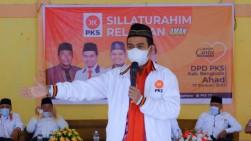 DPP PKS BPW Sumbagut Berikan Penghargaan kepada Relawan AMAN Bengkalis