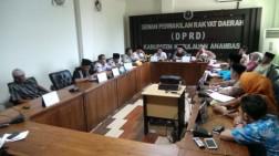 DPRD Anambas Tagih Komitmen Bantuan Pembangunan ke Gubernur Kepri
