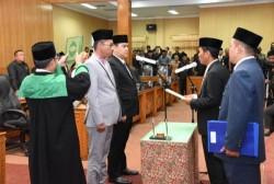 DPRD Bengkalis Gelar Rapat Paripurna Pengucapan Sumpah dan Janji PAW