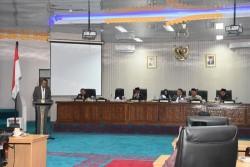 DPRD Kampar Sahkan Perda APBD 2019 Senilai Rp 2,5 Trilliun