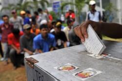 DPTb Ditetapkan, Sumsel Punya 5.879.437 Pemilih