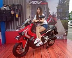 Dukung Milenial Tampil Eksis, PT AHM Kenalkan Honda Genio dan ADV 150
