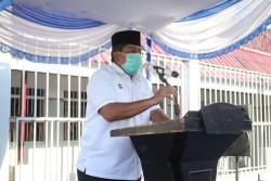 Dukung Pembinaan Narapidana Rutan, Pemkab Siak Serahkan Bantuan Sarana Prasarana