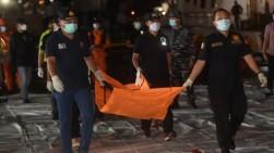 DVI Polri Identifikasi Tiga Jenazah Korban Sriwijaya Air SJ182