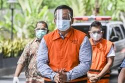 Edhy Prabowo Mengeluh Dua Bulan Tak Bisa Bertemu Keluarga