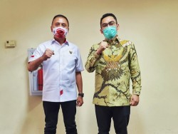 Edwin Pratama Akan Perjuangkan Atlit Riau Masuk ke Timnas