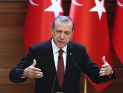 Erdogan: Semua Teroris yang Bunuh Muslim Miliki Senjata Barat
