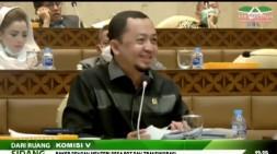 Evaluasi APBN 2020, SAM Sampaikan Empat Issue Pemdes ke Menteri Desa