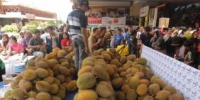 Festival Buah di Palembang Akhir Pekan Ini: Kupon Rp 50 Ribu Makan Sepuasnya