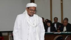 FPI: Persiapan Penyambutan Kepulangan Rizieq Shihab Sudah 75 Persen