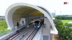 Gaet Minat Pengguna LRT Palembang, Mahasiswa Dapat Tarif Khusus