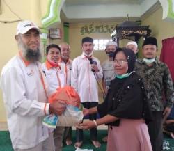 Gandeng PHE Siak, Lazismu Riau Adakan Program Peduli Dhuafa di Tapung Raya