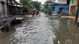 Gatal-gatal Usai Banjir, Warga Medan Labuhan Curiga Pabrik Sekitar Buang Limbah saat Banjir