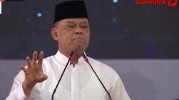 Gatot Nurmantyo Sebut Rizieq Shihab Nasionalis yang Kawal Pancasila
