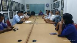 Gelar Rapat Perdana, SPS Riau Agendakan Pelantikan Pengurus Akhir Maret 2021