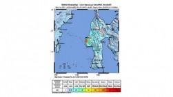 Gempa Majene Magnitudo 6,2 Merusak Bangunan