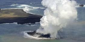 Gunung Api Raksasa di Bawah Laut Sumatera, Masih Aktifkah?