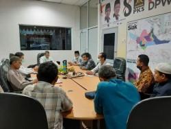 Hadapi Pilkada Kampar, DPD PKS Kampar Konsultasi ke DPW PKS Riau