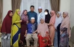 Haji Maazat, Ayah Syahrul Aidi Maazat Meninggal Dunia