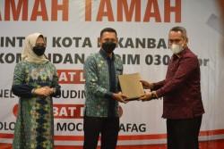 Hamdani Hadiri Pisah Sambut Dandim 0301/Pekanbaru Bersama Forkompinda Kota Pekanbaru