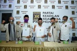 Hanura dan PKS Usung Cutra-Rafik Sebagai Energi Baru Rohil Pada Pilkada 2020