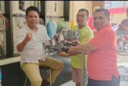 Hari ini, Final Turnamen Badminton Pemuda Kampar Kota Batam