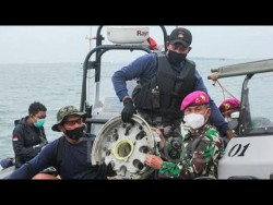 Hari Ini, Pencarian Black Box Sriwijaya Air Mulai Dilakukan