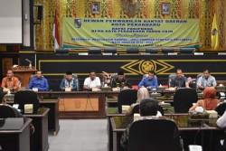 Hari Yang Sama, DPRD Samosir, Sijunjung dan Kota Pariaman Kunjungi DPRD Pekanbaru
