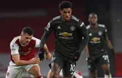 Hasil Arsenal Vs Man United, Duel Sengit di London Berakhir Imbang