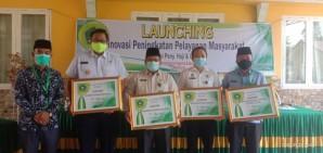 Hebat.. Kemenag Siak Launching 4 Item Inovasi Peningkatan Pelayanan Haji dan Umroh
