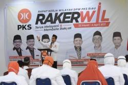 Hendry Munief Buka Rakerwil DPW PKS se-Sumbagut, Berikan Arahan Ke Kader PKS Terkait Pemilu 2024