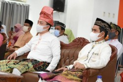 Hendry Munief dan Syahrul Aidi Hadiri Halal bi Halal PKS Riau