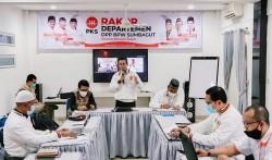 Hendry Munief Pimpin Rakor DPP PKS Wilayah Sumbagut, Sinergikan Gerak Partai