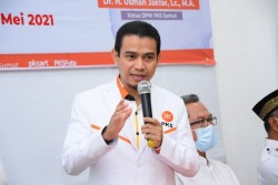 Hendry Munief Sambut Baik Habib Salim Segaf AlJufri Dijadikan Simbol PKS Pada Pemilu 2024