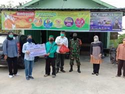IKBI PTPN V Salurkan Bantuan Sembako Untuk Warga Pekanbaru