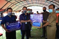Indomaret Serahkan Bantuan ke Pemko Pekanbaru
