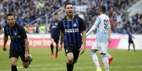 Inter Bungkam SPAL 2-0