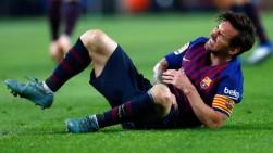 Jamu Barcelona Dini Hari Nanti, Zanetti Berharap Messi Absen