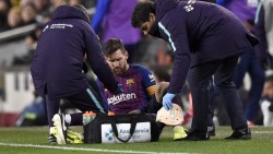 Jamu Real Madrid, Messi Absen?