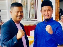 Jelang Pelantikan PK KNPI Binawidya, M Yasir Dapat Motivasi Dari Agung Nugroho