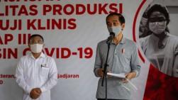 Jokowi akan Disuntik Vaksin Sinovac Pagi Ini, Disiarkan Langsung