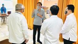 Jokowi Komunikasi Publik Soal Vaksin Covid-19 Harus Baik, Jangan Sampai Kayak UU Cipta Kerja