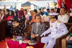 Jumaga Bangga Bakamla Pakai Kapal Patroli Bikinan Galangan Batam