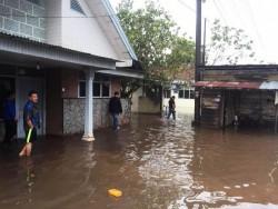 Kabupaten Bangka Dikepung Banjir