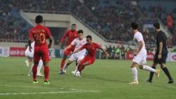 Kalah dari Vietnam, Timnas U-23 Gagal ke Piala AFC 2020