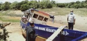 Kapal Banawa Terbengkalai, Berikut Klarifikasi Dinas Pariwisata Kampar